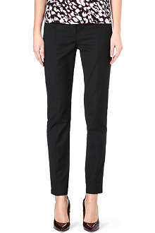 HUGO BOSS Techno stretch slim-fit trousers
