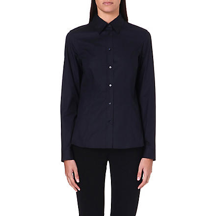 HUGO BOSS Banu classic slim-fit shirt (Blue