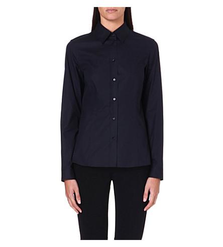 HUGO BOSS Banu classic slim-fit shirt (Blue