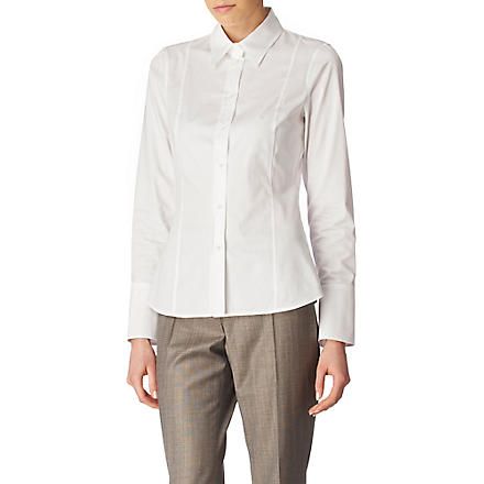 HUGO BOSS Banu shirt (White