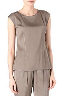 HUGO BOSS Cibella silk top