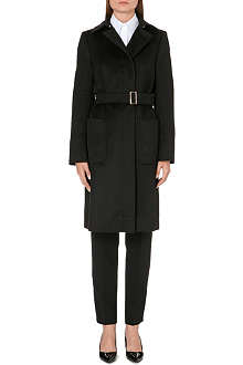 HUGO BOSS Civana wool coat