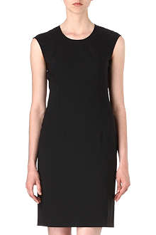 HUGO BOSS Dalaisa wool-blend dress