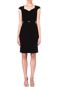 HUGO BOSS Crepe dress