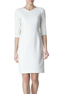 HUGO BOSS Daslana crepe dress