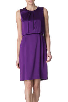 HUGO BOSS Dasolia satin dress