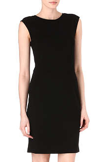 HUGO Jersey shift dress