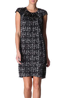 HUGO BOSS Dennari printed dress