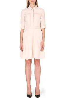 HUGO BOSS Desela silk dress