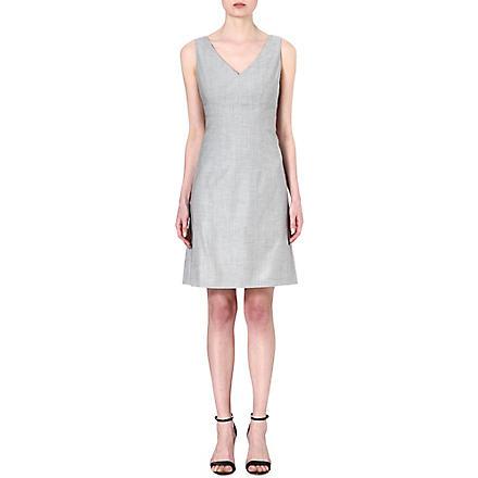 HUGO BOSS Desula dress (Grey