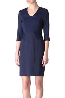 HUGO BOSS Pique shift dress