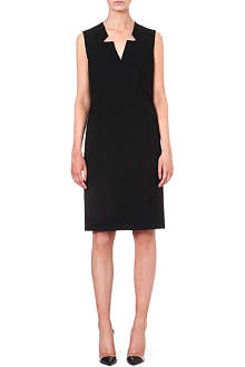 HUGO BOSS Cut-out sleeveless shift dress