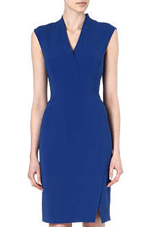 HUGO BOSS Ditaxa crepe dress