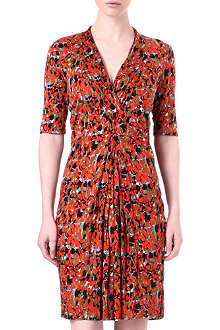 HUGO BOSS Printed dress