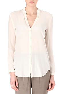 HUGO BOSS Eluina silk shirt
