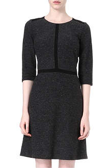 HUGO BOSS Tweed dress