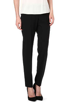 HUGO Topical stretch-wool trousers