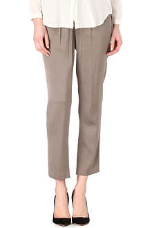 HUGO BOSS Hensani silk trouser