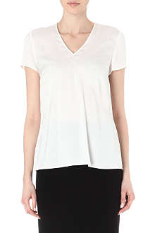 HUGO BOSS Imena silk top