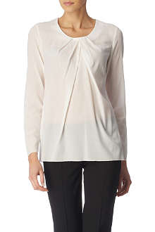 HUGO BOSS Inarin sheer top