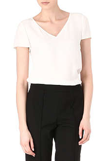 HUGO BOSS Ipelisa chiffon top