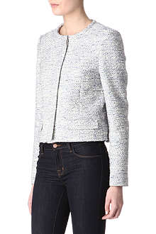 HUGO BOSS Bouclé jacket
