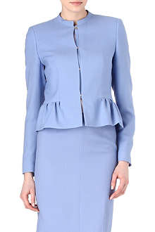 HUGO BOSS Peplum jacket