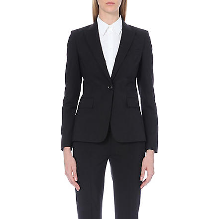 HUGO BOSS Juicy suit jacket (Black