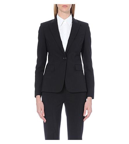 HUGO BOSS Juicy suit jacket (Black