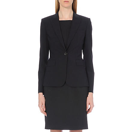 HUGO BOSS Juicy suit jacket (Navy