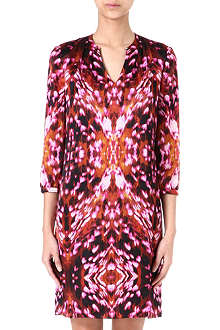 HUGO Kasily silk dress