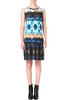 HUGO Kebelle printed dress