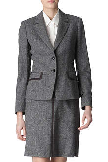 HUGO BOSS Kerina tweed jacket