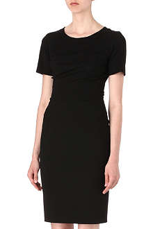 HUGO Tailored shift dress