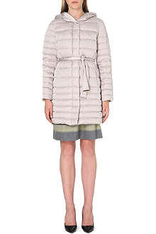 HUGO BOSS Paulana quilted coat
