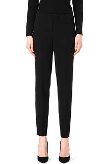 HUGO BOSS Taleke crepe trousers