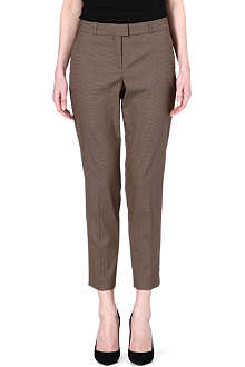 HUGO BOSS Tobaluka cropped trousers
