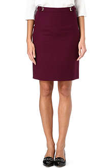 HUGO BOSS Valessima wool-blend pencil skirt