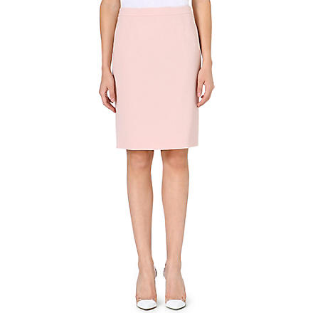 HUGO BOSS Vilasa pencil skirt (Blush
