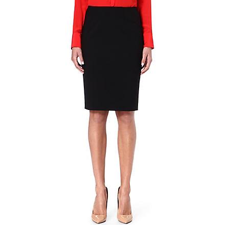 HUGO BOSS Vilina suit skirt (Black
