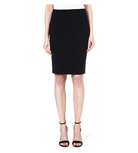 HUGO BOSS Vilina suit skirt (Navy