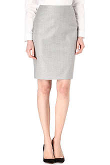 HUGO BOSS Vilinia pencil skirt