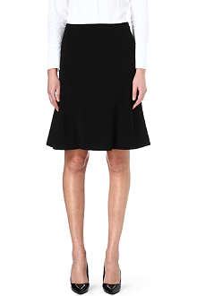 HUGO BOSS Vilova fit-and-flare skirt