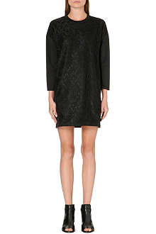 5CM I.T. lace trim dress
