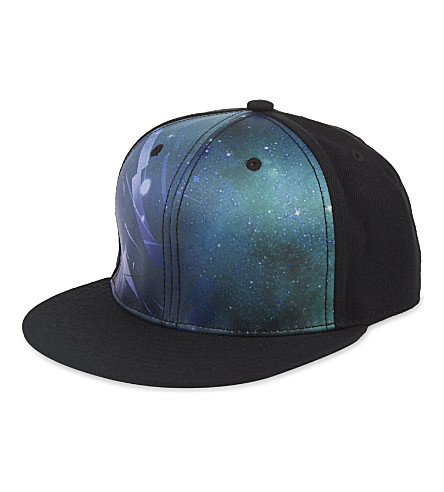5CM Space panel baseball cap (Multi