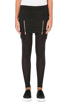 5CM I.T 5cm jersey skirt and leggings