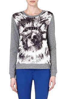 5CM I.T Abstract Liberty sweatshirt