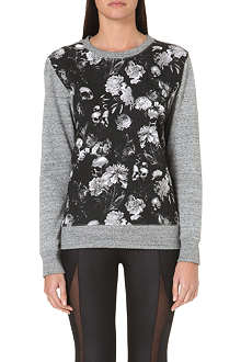 5CM I.T floral-print sweatshirt