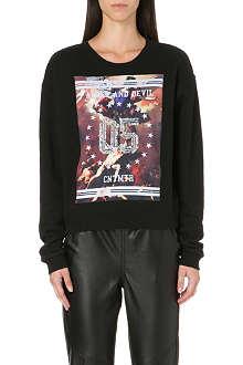 5CM Printed sweatshirt