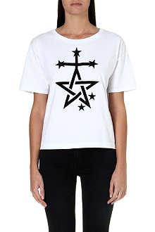 5CM I.T star-print t-shirt